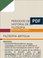 Periodos de La Historia de La Filosofc3ada