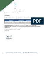 02. COTIZACIÓN  - AROPHINE 3418 Y BISULFITO - DIAMOND CORPORACION.pdf
