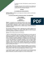 Ley Del Agua Para El Estado de Jalisco y Sus Municipios_2