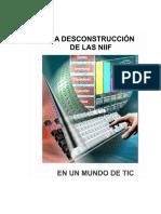 La Desconstrucción de la NIIF en un mindo de TIC