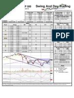 SPY Trading Sheet - Wednesday, July 28, 2010