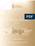 Formato de Cuenta Anual 2012 22 Mayo 2013