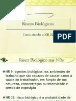 Riscos Biológicos