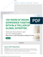 Leading Investment Management Firm in India - DSP BlackRock