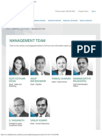 Management Team at DSP BlackRock Mutual Funds India