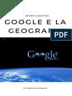 Google e La Geografia
