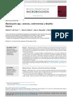 Blastocystis avances, controversias y desafíos futuros.pdf