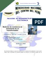 Laboratorio de Intrumentacion Informe 1