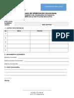 Certificado OVP