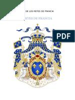 Cronología de Los Reyes de Francia