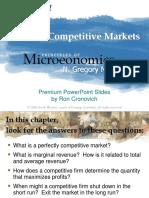 6.2 Empresas en Mercados Competitivos