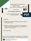 Plan Fiscal y La UPR (crítica a matrícula ajustada al ingreso)