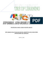 The Future of learning UNIDAD 6 1