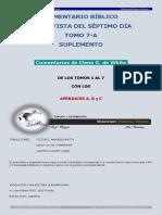 +CBA - COMENTARIO BÍBLICO 7A - EGW