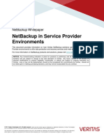 NBU 8.0 White Paper NetBackup in Service Provider Environments Mar 2017