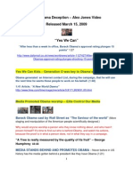 The Obama Deception Bilbliography - Alex Jones