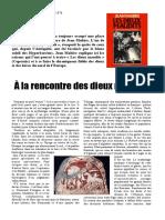 Mabire Jean - A La Rencontre Des Dieux Maudits