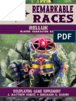 Remarkable Races - Rellak