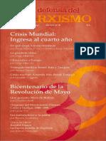 En Defensa Del Marxismo, No. 39, Agosto-Septiembre 2010