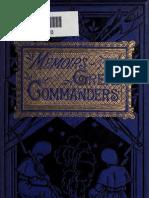 (1830) Memoirs of Great Commanders