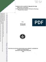 Analisis Usahatani Jamur Tiram Putih (Pleurotus Ostreatus) (Kasus- Desa Kertawangi, Kecamatan Cisarua, Kabupaten Bandung, Propinsi Jawa Barat)i