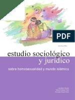 Estudio Sociologico y Juridico Sobre Homosexualidad y Mundo Islamico