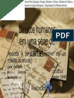 Projeto Direitos Humanos Em Um Série de Cartas Debate (Versão Final)