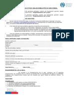 Solicitud-Formulario Peticion Salas Biblioteca Nacional 2017