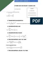 Formulario Unidad 3