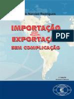 Livro Importacao e Exportacao Sem Complicacao