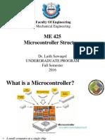 Arduino Structure