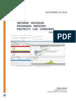 Informe Rev Prog Maestro Los Condores.pdf