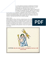 DIOS JUPITER.docx