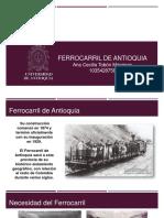 Unidad 5 Ferrocarril de Antioquia - Ana Cecilia Tobón