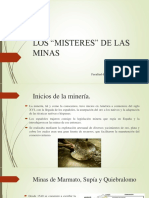 Unidad 5 Los Misteres de las Minas - Laura Ortiz