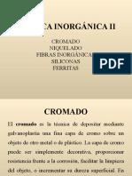CROMADO NIQUELADO