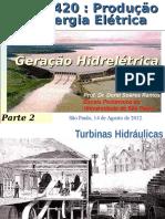 Pea 2420 Geração Hidrelétrica Parte 2 V2012
