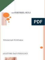 Divertikel Buli