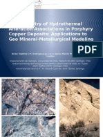 Geochemistry&Geological Geomet Modeling UContinental Dic2016