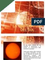 Temperatura del Sol