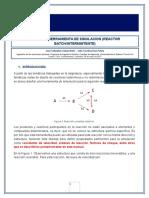 Manual Herramienta - Reactor Batch