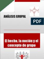 Análisis Grupal