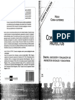 Como Elaborar y Evaluar Proyectos Cerda 2001