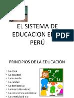 Sistema Educativo y Sus Implicancias Diapo