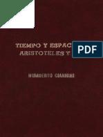 Giannini, Humberto - Tiempo y espacio en Aristóteles y Kant.pdf