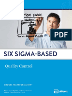 Six Sigma Learning Guide