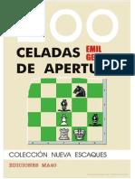 200 Celadas de Apertura - Emil Gelenczei