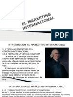 El Marketing Internacional