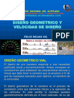 1_Diseño Geometrico - Velocidad Diseño