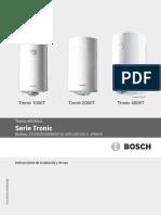 Bosch Es050 Es100